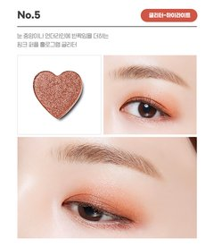 MISSHA (Line Friends Edition) Color Filter Shadow Palette Special Set - Shy Shy Brown - tienda online