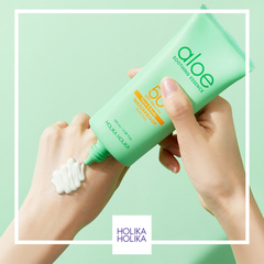 Holika Holika - Aloe Waterproof Sun Gel SPF50+ PA++++ 100ml en internet