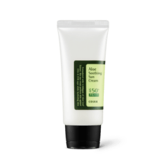 COSRX - Aloe Soothing Sun Cream (SPF50+/PA+++)  - 50ml