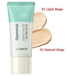 The Saem - Saemmul Perfect Pore BB SPF30 PA++(2 Tonos) SIN CAJA - comprar online