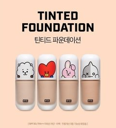 VT - BT21 Tinted Foundation BASE DE MAQUILLAJE LIQUIDA