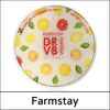 FARM STAY - DR-V8 Vitamin UV Pact (SPF50+/PA+++) con repuesto incluido : #23 Natural Beige