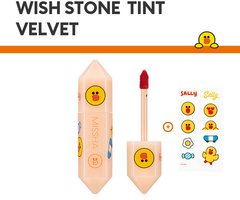 MISSHA  - Wish Stone Tint Velvet (Line Friends Edition) - 4.6ml en internet