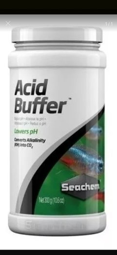 Seachem - Acid Buffer - 300g
