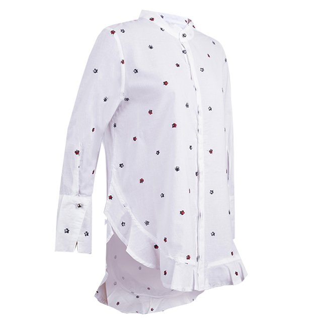 CAMISA DELPHINE - 7414 MUJER PRUSSIA - Prussia