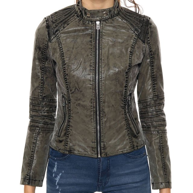 CAMPERA THEIDOS - 6137 MUJER PRUSSIA
