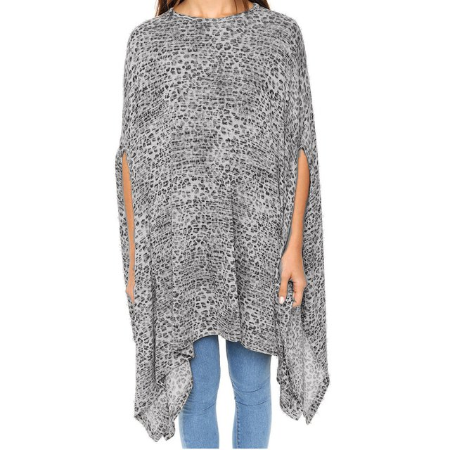 PONCHO TUNEZ - 8804 MUJER PRUSSIA