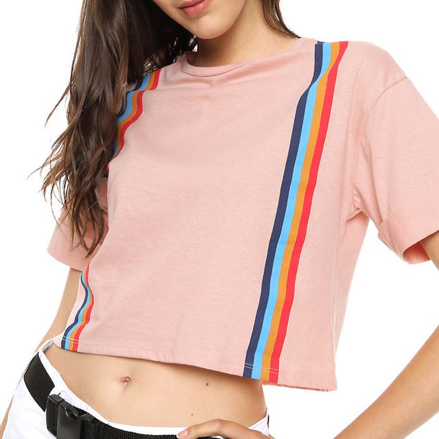 REMERA LET IT BE - 9709 MUJER PRUSSIA - comprar online