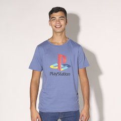 REMERA PLAYSTATION - H0705 HOMBRE PRUSSIA