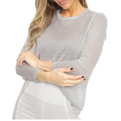 SWEATER LAVALLE - S0806 MUJER PRUSSIA