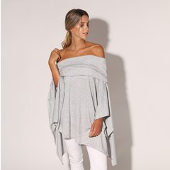 PONCHO BAEZ - S0805 MUJER PRUSSIA - comprar online