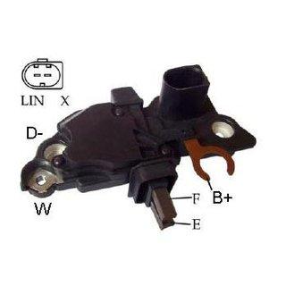 Regulador Voltagem Alternador AUDI A4 Q5 - IK5197