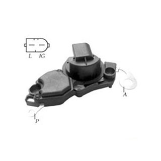 Regulador Voltagem Alternador BMW LAND ROVER - IK5202
