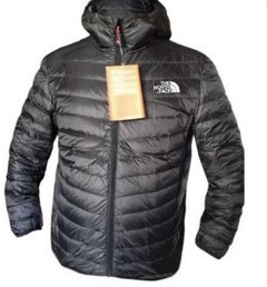 Campera the North Face ultra Liviana Mujer con Capucha