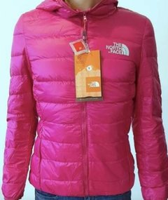 Campera the North Face ultra Liviana Mujer con Capucha - Starem