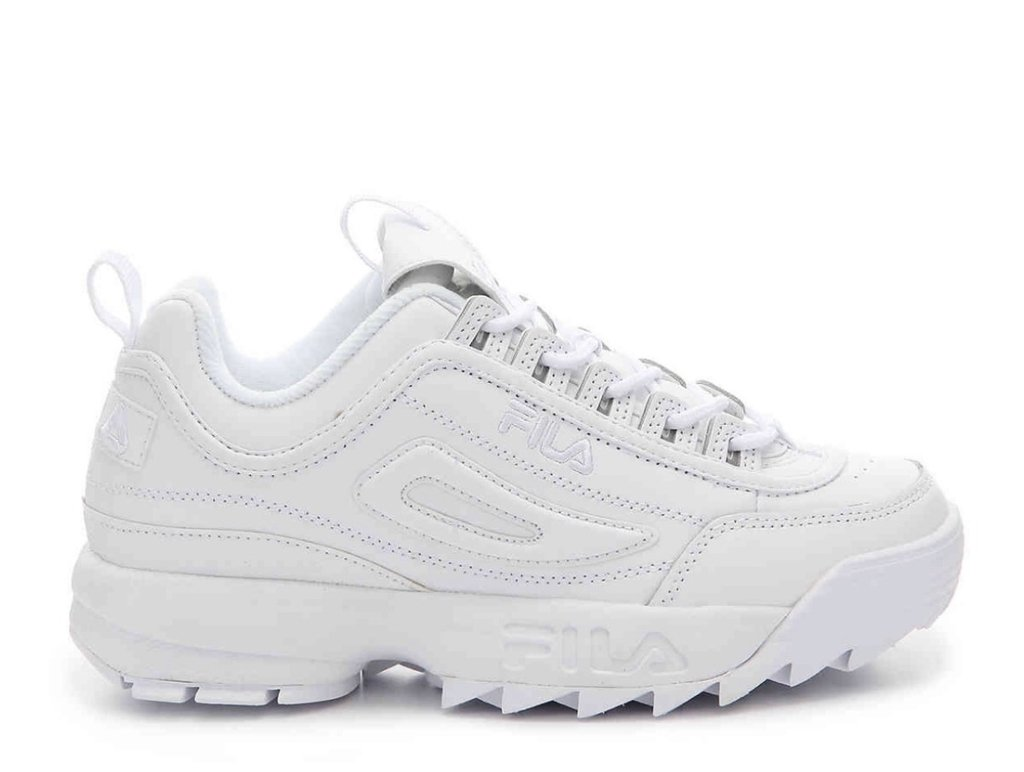 Total Zapatillas Fila Disruptor Ii White ygYb6vf7