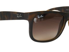 Ray Ban Justin rb4165 710/13 carey/marrón degradé en internet
