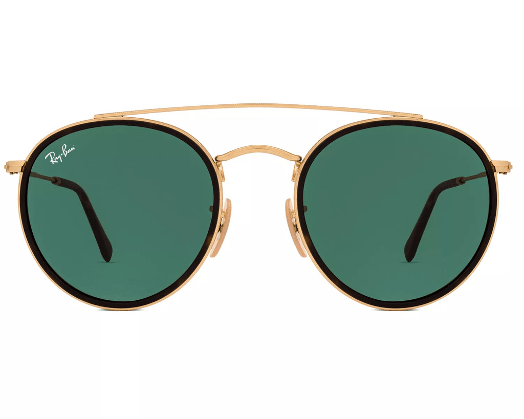 e4886e0ba9310 Ray Ban Double Bridge Dorado-G15 Originales Italianos. Garantía