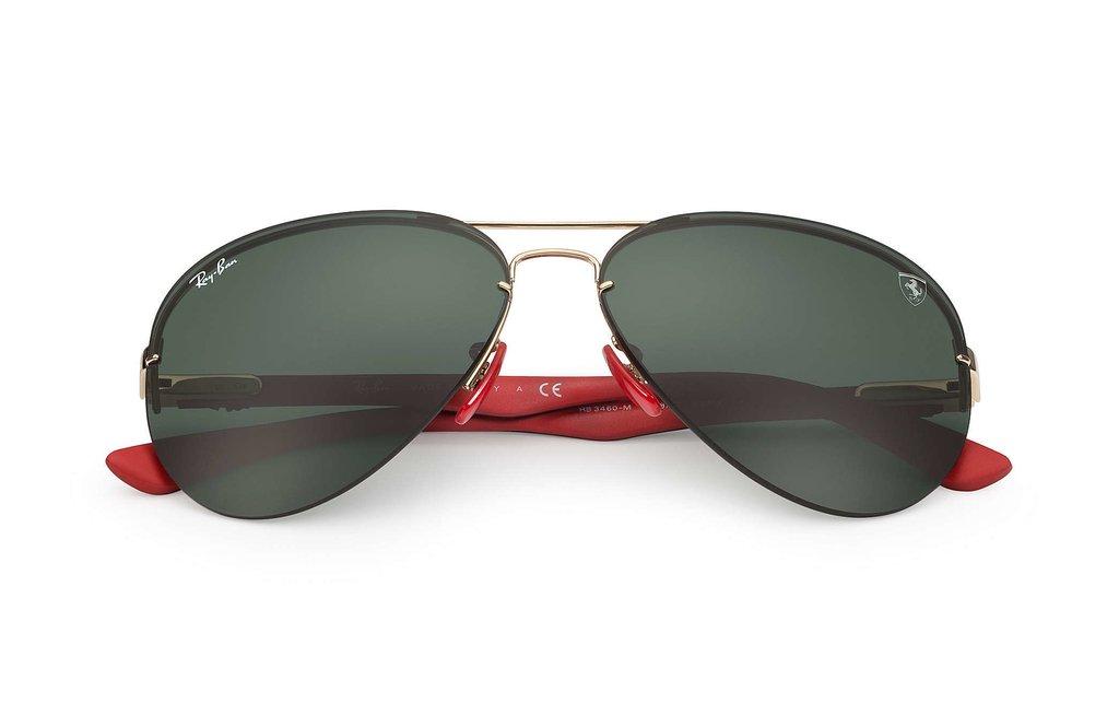 69726a7fcfaa0 Ray Ban Scuderia Ferrari Aviador Originales Italianos