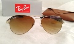 Ray Ban Tech 8307 Dorado/Marrón Degradé - comprar online