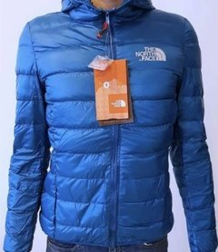 Campera the North Face ultra Liviana Mujer con Capucha en internet