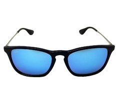 Ray Ban Chris 4187 Azul Espejado en internet