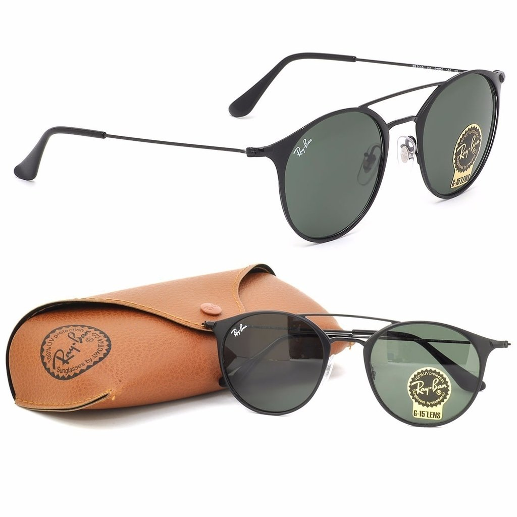 254dde4ac9 Ray Ban 3546 Negro/G15 Originales Made in Italy