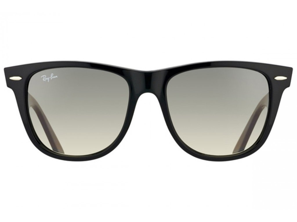 f658e4d2c7 Ray Ban Wayfarer 2140 Gris Degradé Originales Made in Italy