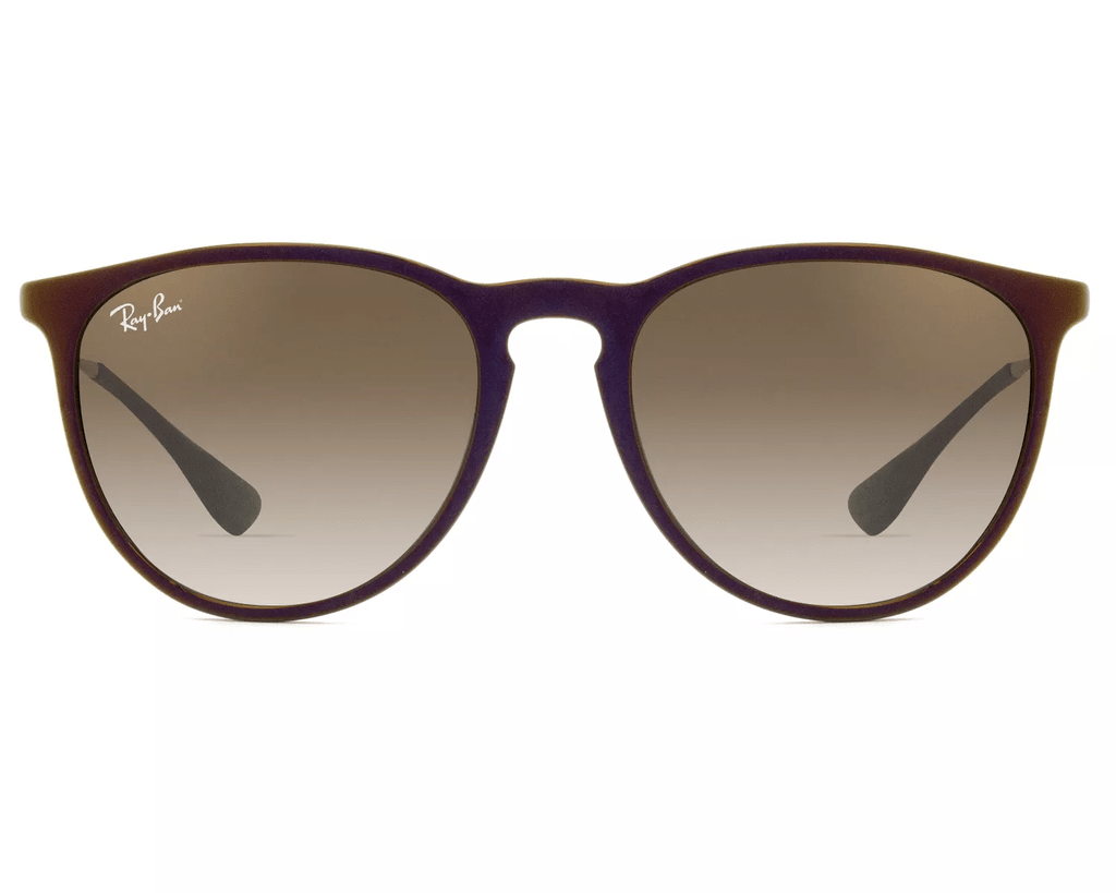 Ray Ban Erika 4171 Negro Marrón Degradé Originales Italianos d0bcc10365