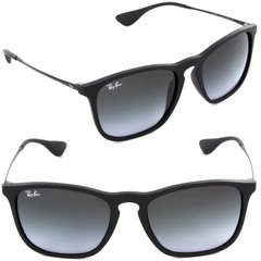 Ray Ban Chris rb4187 622/8g negro/gris degradé en internet