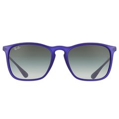 Ray Ban Chris rb4187 899/8g violeta/azul degradé - comprar online