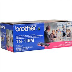 Cart de toner ori Brother TN-115M