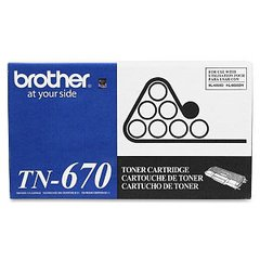 Cart de toner ori Brother TN-670