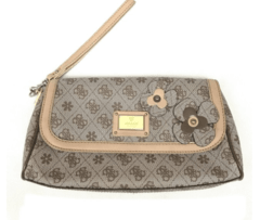 Guess - Clutch Estampada com alça