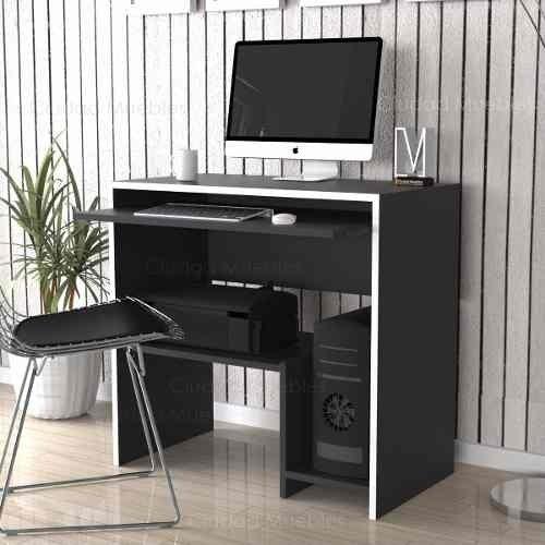 Mesa de pc computadora escritorio de dise o - Mesas de escritorio de diseno ...