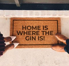 Capacho - Home is where the gin is