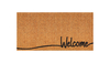 Modelo personalizado - Welcome + Home Preto
