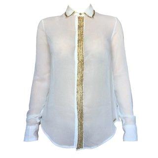 Camisa musseline off white bordada 246e7ea80f8