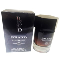 n°101 (parecido com La nuit L´homme L´intense) - Contratipo Brand Collection 25ml