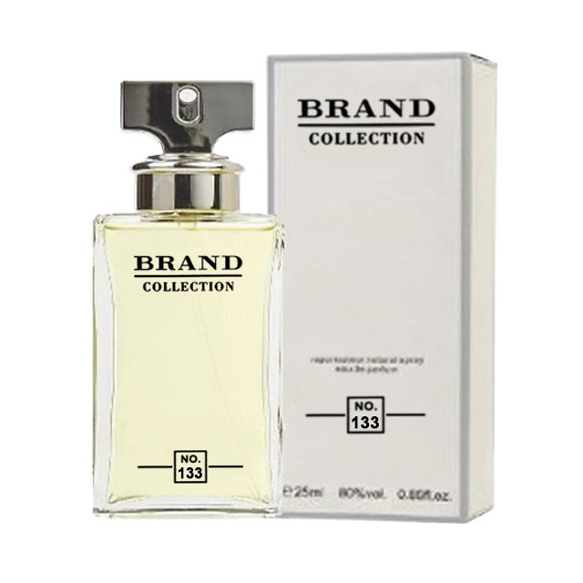a5761055453 nº 133 (parecido com eternity) - Contratipo Brand Collection 25ml