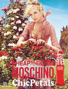 Moschino - Cheap and Chic Chic Petals Eau de Toilette - loja online