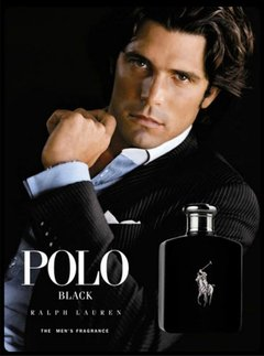 Ralph Lauren - Polo Black Eau de Toilette - Mac Decants