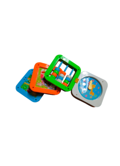 CUBO MAGICO MUSICAL ZIPPY TOYS