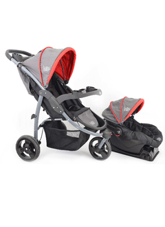 COCHE TRAVEL SYSTEM BABYONE ESCAPE