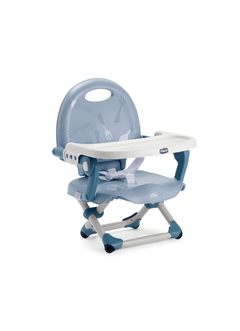 SILLA DE COMER POCKET SNACK BLUE SKY CHICCO