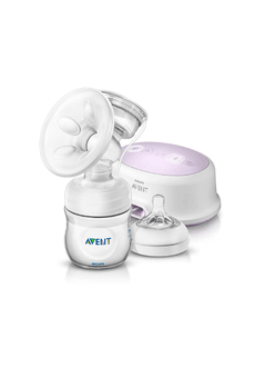 SACALECHE AVENT ELECTRICO NATURAL - comprar online