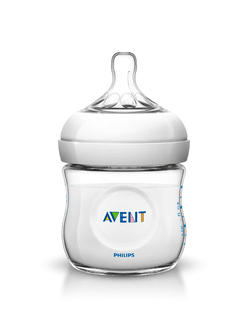 BIBERON AVENT NATURAL x125ml. en internet