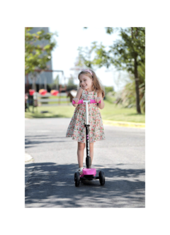 MONOPATIN FUN WHEELS XL PLEGABLE - tienda online