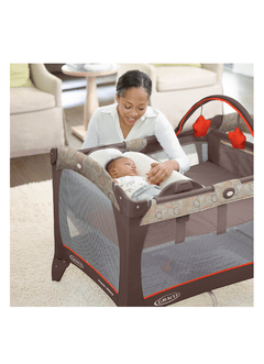 PRACTICUNA GRACO FORECASTER NAPPER en internet