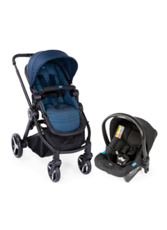 COCHE TRAVEL SYSTEM CHICCO BEST FRIEND DUO OXFORD